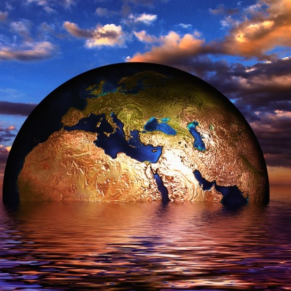the destruction of mother earth